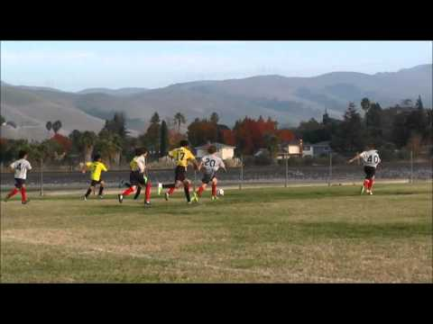 Fremont soccer tournament BUSC Frankfurt game 3