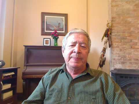 Michael McGuire, Tribal Chair, Woodland Metis