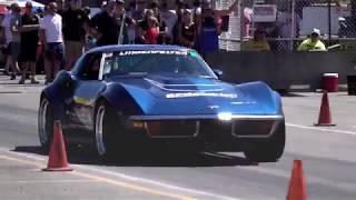 Goodguys PPG Nationals - Danny Popp - 1972 Corvette