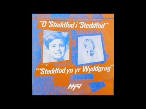 Caryl Parry Jones a Huw Edward Jones - O 'Steddfod i 'Steddfod