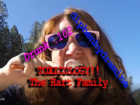 UPDATE! The Hart Family TOXICOLOGY!!