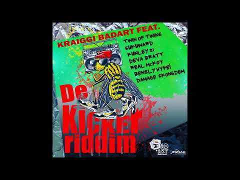 De Kicker Riddim Mix 2017 - Matatu