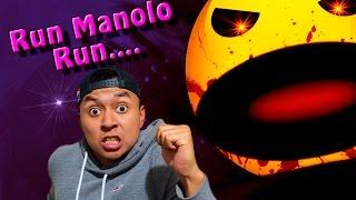 UNA GUERRA CONTRA PAC-MAN | Pac War | ManoloTEVE