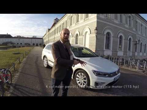 ELECTRIQUE mobility - VW Passat GTE Review
