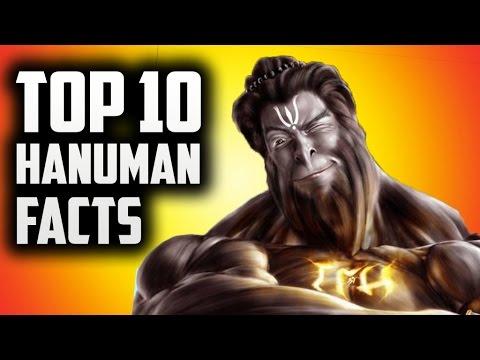 HANUMAN Top 10 Facts : Hindu Mythology