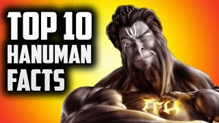 HANUMAN Top 10 Facts : Hindu Mythology