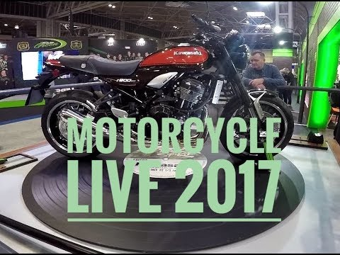 Motorcycle Live 2017 - A look around the show