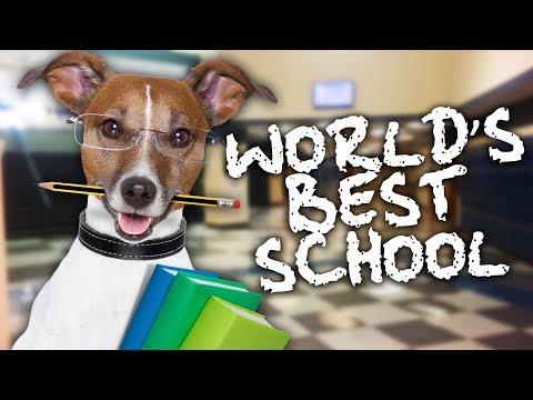 THE WORLD'S GREATEST SCHOOL | Academia School Simulator #3