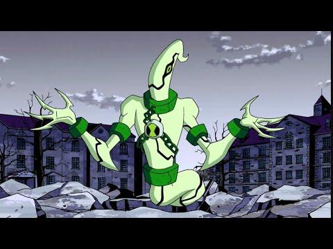 Ghostfreak's Debut - Ben 10 Omniverse