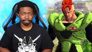 TAKING ON STAGE 10 ANDROID 16 IN THE ANDROID 21 EVENT!!! Dragon Ball Legends Gameplay!