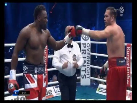 Dereck Chisora vs Kubrat Pulev - Full Fight