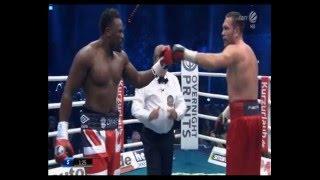Dereck Chisora vs Kubrat Pulev - Full Fight