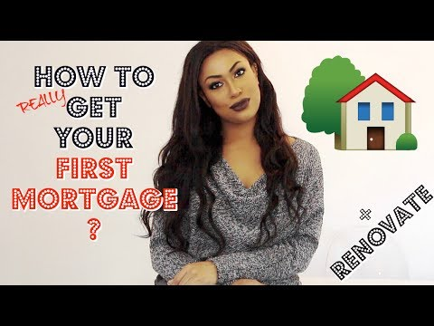 HOW TO REALLY GET A MORTGAGE? + HOW TO FINANCE YOUR RENOVATIONS? UK