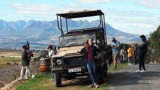 South Africa Travel Video (Cape Town + Stellenbosch + Cape Peninsula) A Visual Journey B-Roll