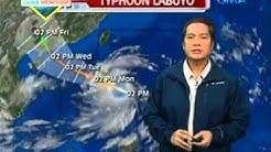 24 Oras: PAGASA: Bagyong Labuyo, posibleng mag-landfall bukas