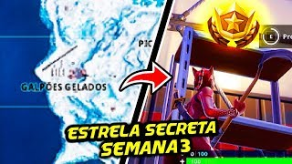 STAR SECRET SEASON 7 SEMAINE 3-Fortnite Bataille Royale