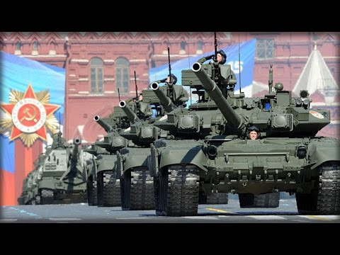 40,000 RUSSIAN TROOPS, TANKS, DIG IN FOR WAR ALONG UKRAINE'S EASTERN BORDER