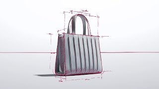 The Max Mara Whitney Bag designed by Renzo Piano Building Workshop