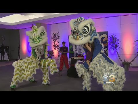 Penn Lions Kick Off Chinese New Year With Celebratory Dance