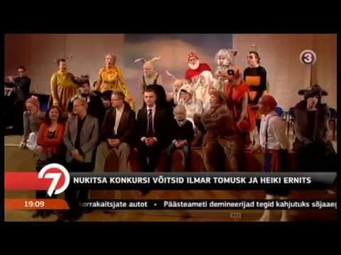 """Nukitsa konkurss 2014. TV3 """"Seitsmesed uudised"""""""