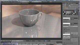 Blender. Урок 2-3: Моделирование чашки