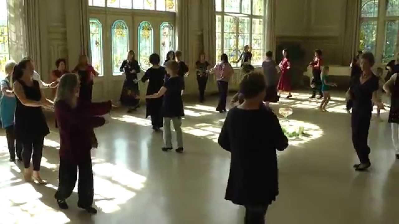 Sesia Hamba - Sacred Dance – Saskia Kloke