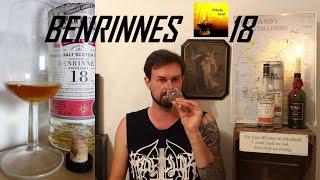 Benrinnes 18 - Old Particular - Douglas Laing 1999/2017 (Whisky Verkostung Nr.568)
