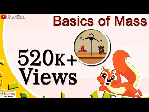 Mathematics: Learn Basics of Mass