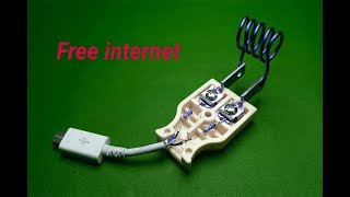 free internet 100% - new idea free wifi internet 2019