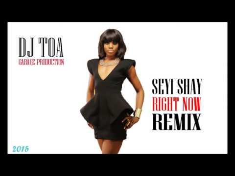 dj toa 2015 - Right Now (Seyi Shay) ft Mariah Carey