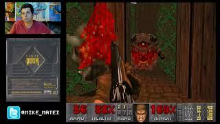 Final Doom - Mike Matei Live