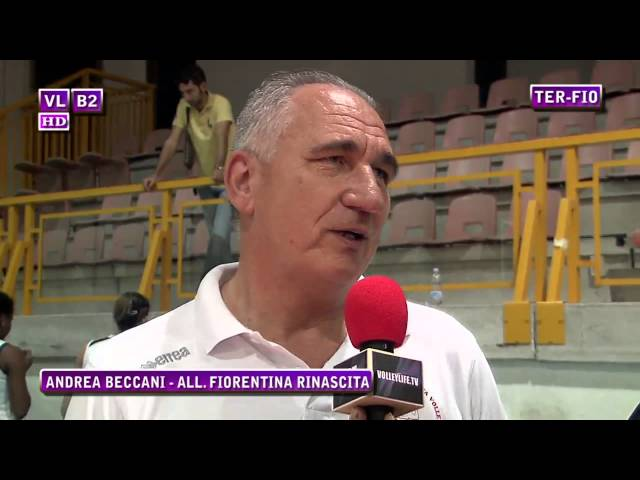 Interviste - Ternana vs Fiorentina