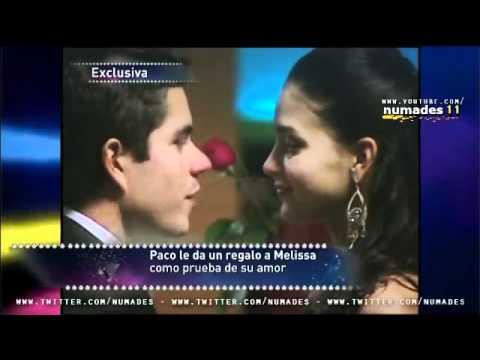 Melissa Barrera acepta ser novia de Paco Zazueta