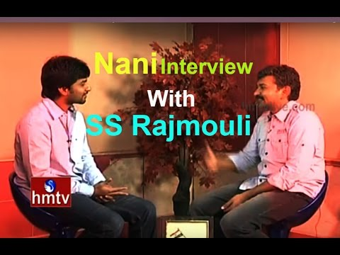 Actor Nani Exclusive Interview With SS Rajamouli | COME ON INDIA | HMTV