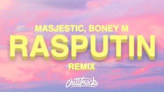 Majestic x Boney M. - Rasputin (Lyrics)