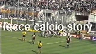 Genoa-LECCE 0-0 - 01/05/1988 - Campionato Serie B 1987/'88 - 12.a giornata di ritorno