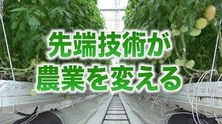 [ScienceNews2013]先端技術が農業を変える