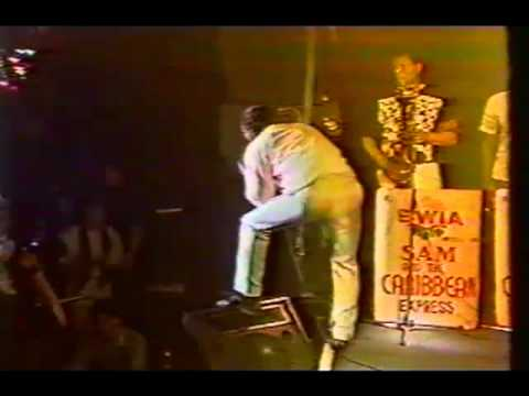 Mighty Sparrow   (Sam & The Caribbean Express)  Live In Japan 1988 Mar.f4v