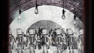 The Vaults Halloween Raveyard