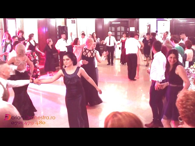 Formatie Nunta Bucuresti 2019-2020 | Colaj Muzica de Nunta - Solista GABRIELA - (Dorian Orchestra)