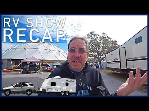 Florida RV Supershow 2018 Recap