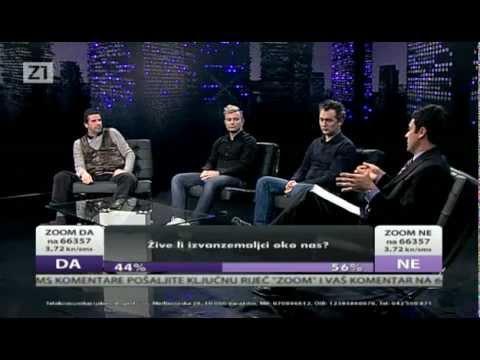 NLO TV magazinske emisije 2: Zoom dana - izvanzemaljci medju nama (2013)