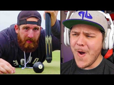 All Sports Golf Battle 2 | Dude Perfect - Reaction