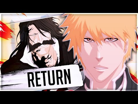 BLEACH Anime RETURN Release All News REVEALED On New Arc & Manga!