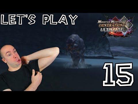 Let's Play Monster Hunter Generations Ultimate - #15: Najarala, Blangonga et Phalènes immortelles ! thumbnail