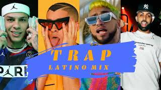 TRAP LATINO MIX 2020 ⚡- BAD BUNNY ELADIO CARRION MIKY WOODZ OMY DE ORO - DJ NOVA
