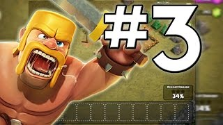 Let's Play Clash of Clans #3 [deutsch][HD*Angriff*