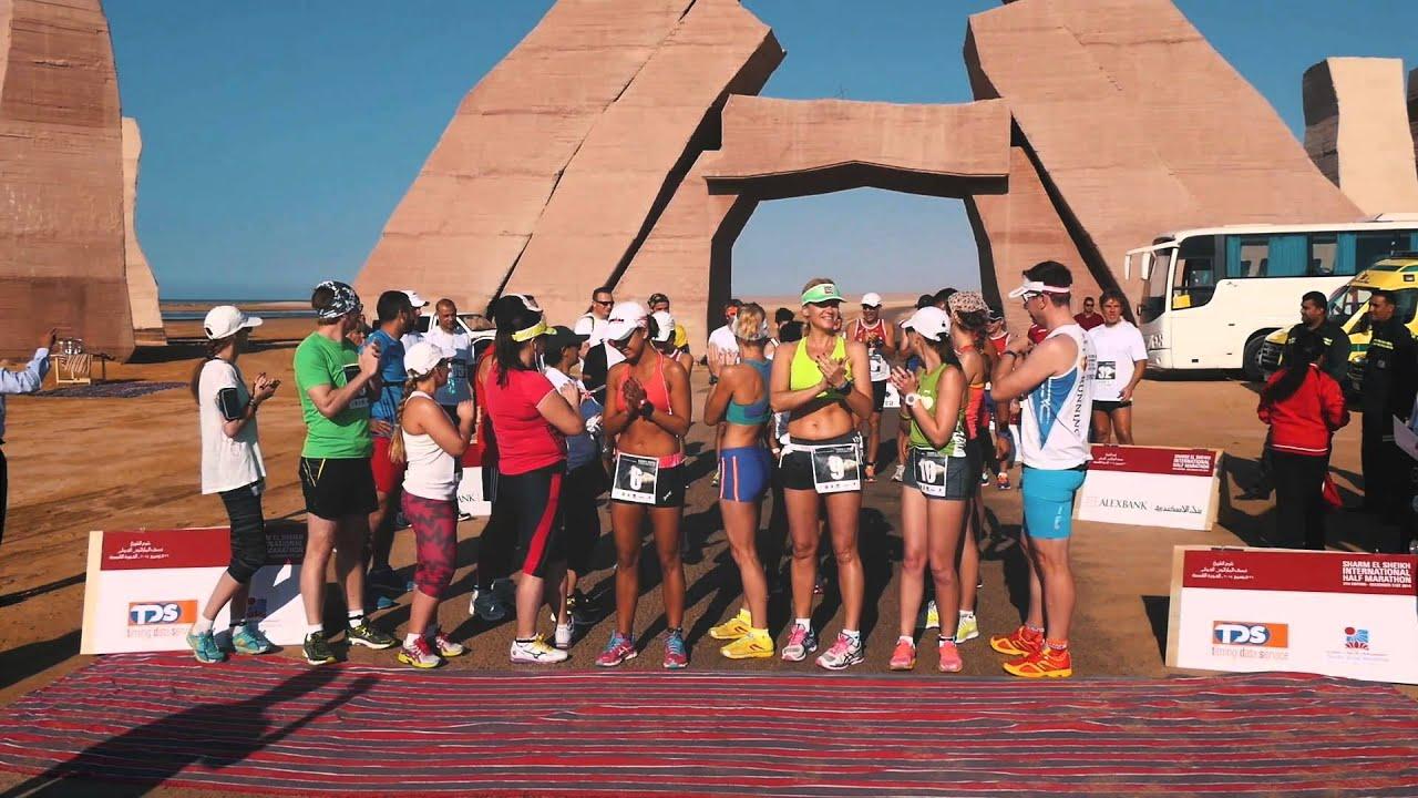 9a Edizione della Mezza Maratona Internazionale di Sharm El Sheikh