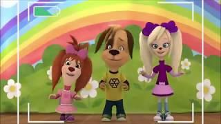 Oppa, Gangnam Style Барбоскины (музыкальный клип)