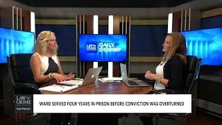 Daily Debrief with Lis Wiehl and Julie Rendelman on Law & Crime Network 02/13/18
